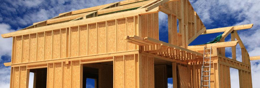 Constructeur de maison en bois à Caen