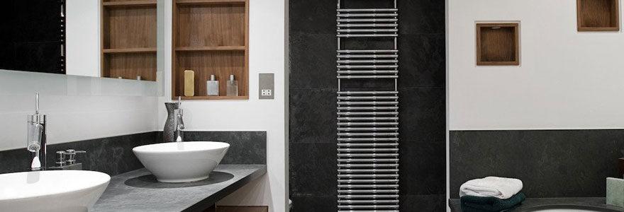 prises dans une salle de bain